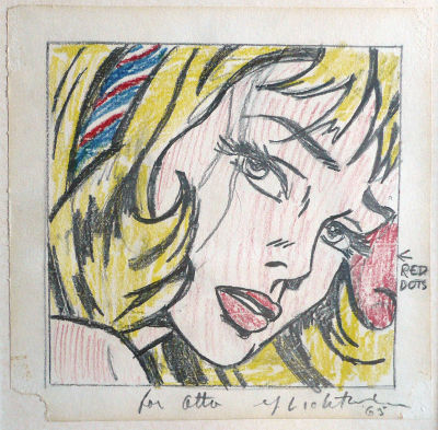 Mostra Roy Lichtenstein Torino