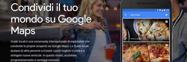 guide locali Google