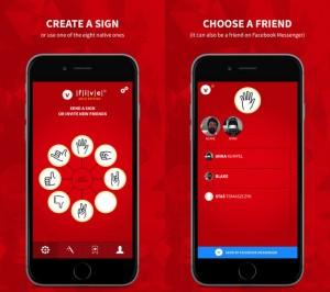Five: nasce l'app di messaggistica per non udenti