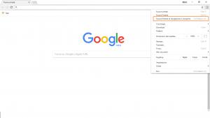 Le differenze tra il navigare in incognito o in modalit ospite su google - Nuova finestra di navigazione in incognito ...